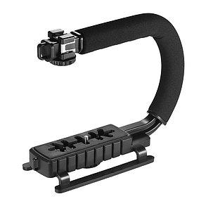 С-образная ручка для фотоаппаратов и мини-видеокамер, фото 2