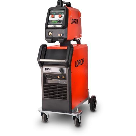 Инверторный сварочный полуавтомат  MicorMIG 500 BasicPlus водяным охлаждением - Блок / 5 m