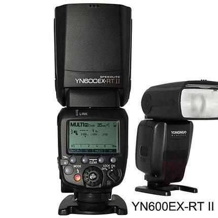 YN600EX-RT Вспышка YONGNUO для Nikon, фото 2