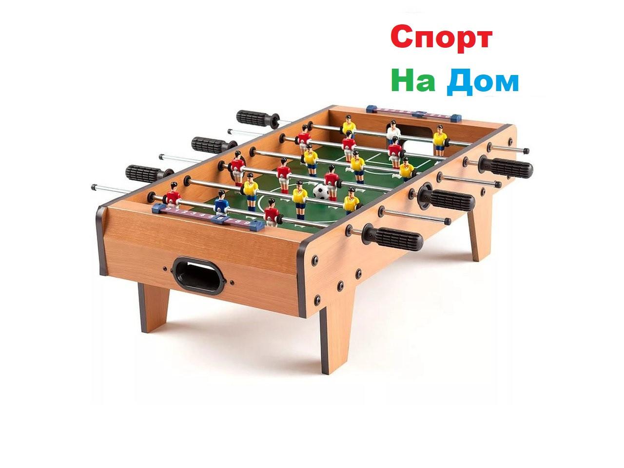 Настольный футбол (Габариты: 69*37*24 см)