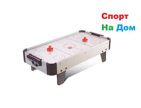 Настольный мини аэрохоккей для детей (размеры: 80,5 х 42 х 23,5 см), фото 2