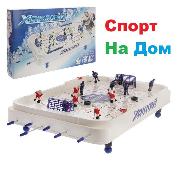Детский настольный хоккей (72х42.5х18.7 см)