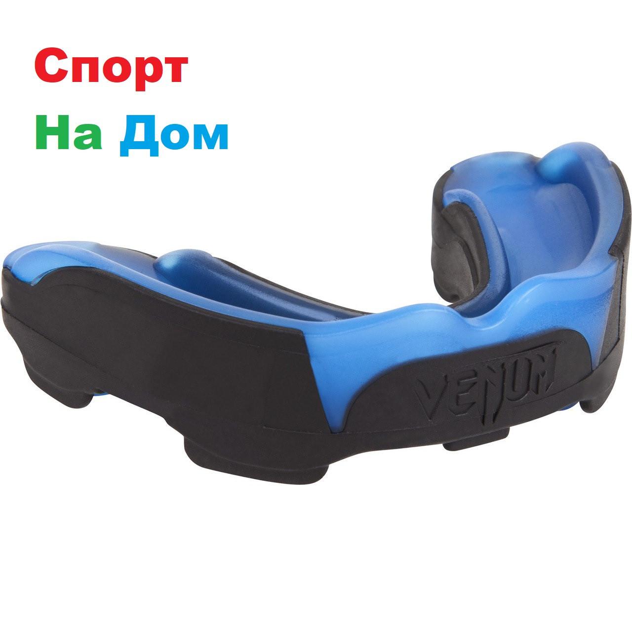 Боксерская капа Venum Predator Blue/Black