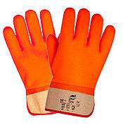 Нефтеморозостойкие перчатки Арктикус (жесткая крага)
