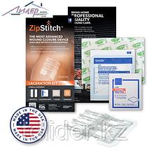 Единственное хирургическое устройство для ушивания ран ZipStitch
