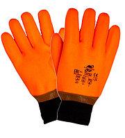 Нефтеморозостойкие перчатки Арктикус (Трикотажная эластичная манжета)