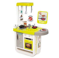 "Smoby Игровой набор Кухня ""Chery"" (звук), желтая"