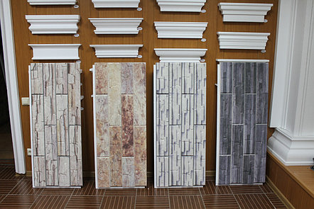 Фасадные панели с имитацией рваного камня, фото 2