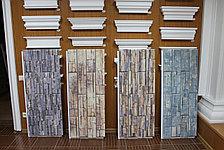 Фасадные панели с имитацией рваного камня, фото 3