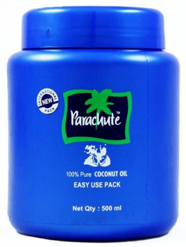 Масло кокосовое для волос и тела, 500 мл