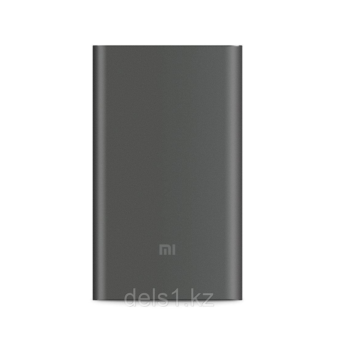 Портативное зарядное устройство Xiaomi Mi Power Bank 10000mAh (Pro 2019) Серый