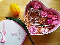 """Beauty подарок для девушек """"Романтичный розовый"""", фото 1"""