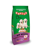 Clan Family сухой корм для щенков всех пород (с курицей) 10кг