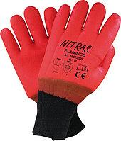 Нефтеморозостойкие перчатки NITRAS (трикотажная манжета)