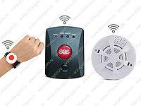 Беспроводная пожарная GSM сигнализация , фото 1