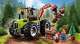 """Конструктор Bela 10870 Cities """"Лесной трактор"""" (аналог LEGO 60181), фото 2"""