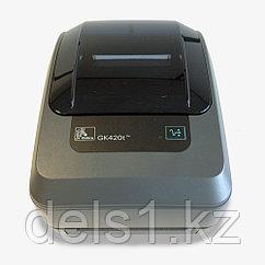 Термотрансферный принтер этикеток Zebra GK420t для