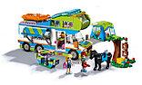Конструктор BELA 10858 Friends Дом на колёсах (Аналог Lego Friends 41339), фото 3