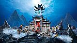 """Конструктор Bela 10722 Ninjago Movie """"Храм Последнего великого оружия"""" 1449 деталей - аналог Lego Ninjago Movi, фото 2"""
