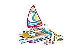 """Конструктор Bela Friends 10760 """"Катамаран """"Саншайн"""" (аналог LEGO Friends 41317), фото 3"""