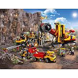 Конструктор Bela 10876 Шахта (аналог Lego City 60188), 919 дет. Набор 2018 года новинка, фото 2