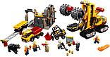 Конструктор Bela 10876 Шахта (аналог Lego City 60188), 919 дет. Набор 2018 года новинка, фото 3
