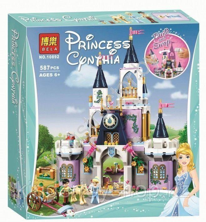 Конструктор BELA 10892 (Аналог LEGO)Конструктор лего LEGO Princess Волшебный замок Золушки