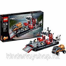 Конструктор LEGO 42076 Technic 2в1 Корабль на воздушной подушке, состоящий из 1020  Оригинал Лего