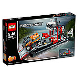 Конструктор LEGO 42076 Technic 2в1 Корабль на воздушной подушке, состоящий из 1020  Оригинал Лего, фото 2