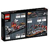 Конструктор LEGO 42076 Technic 2в1 Корабль на воздушной подушке, состоящий из 1020  Оригинал Лего, фото 3