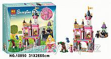Конструктор Bela 10890 Сказочный замок Спящей Красавицы ( аналог Lego Disney Princess 41152)