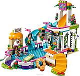 "Конструктор lepin 01013 аналог LEGO FRIENDS ""Летний бассейн"", 613 дет, фото 2"