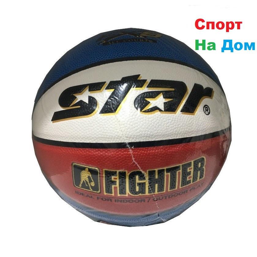 Баскетбольный мяч Star KBA FIGHTER