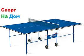 Теннисный стол Start Line Olympic с сеткой (Indoor) для помещений с сеткой