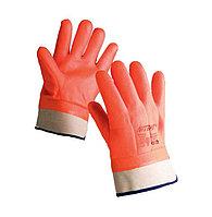 Нефтеморозостойкие перчатки NITRAS (Жесткая крага)