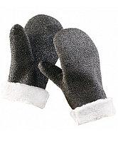 Утепленные рукавицы из гранулированного ПВХ.
