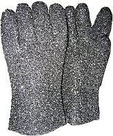 Утепленные перчатки с покрытием из гранулированного ПВХ