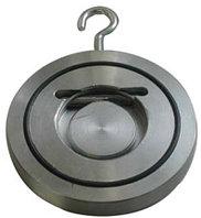 Клапан обратный межфланцевый подъемный dn 125, фото 1