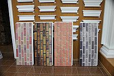 Термопанели с имитацией кирпичной кладки, фото 2