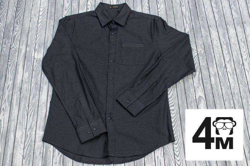 Турецкая мужская рубашка - фото 1