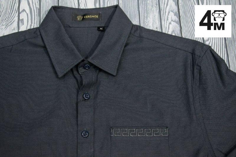 Турецкая мужская рубашка - фото 2
