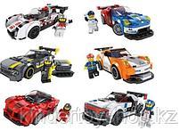 Конструктор  RACING CAR аналог Лего (Lego) Speed Champions гонки