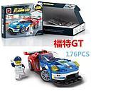 Конструктор  RACING CAR аналог Лего (Lego) Speed Champions гонки, фото 5