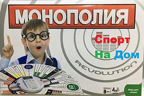"""Настольная игра """"Монополия Revolution"""" от 8 лет"""