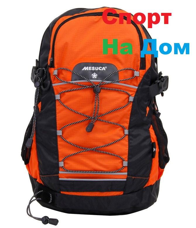 Рюкзак туристический Mesuca MHB-24631 Orange/Black