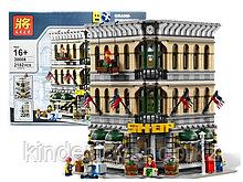 Конструктор Lele 30004 Аналог LEGO Лего Торговый Центр Creator 10211