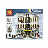 Конструктор Lele 30004 Аналог LEGO Лего Торговый Центр Creator 10211, фото 2