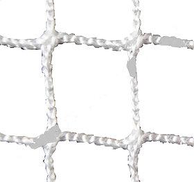 Сетка заградительная 100х100, 2.2 мм, белая