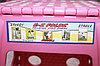 Мультистул - складной табурет-подставка, 28*27 см, розовый, фото 2