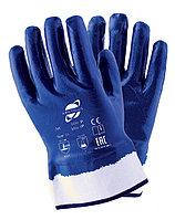 Нитриловые перчатки ARCTIKUS  полностью облитые 3 слоя (Жесткая крага)